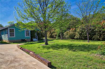 Denton Single Family Home For Sale: 6342 Swisher Road