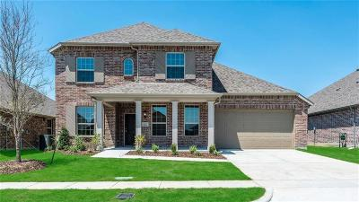 Forney Single Family Home For Sale: 1312 Lawnview Drive