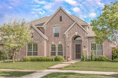 Lewisville Single Family Home For Sale: 2309 Magic Mantle Drive