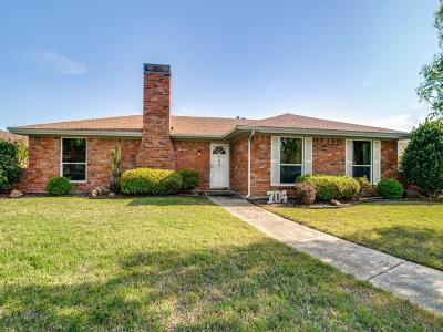 Allen Single Family Home For Sale: 704 Cypress Drive