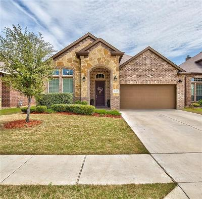 Fort Worth TX Single Family Home Active Option Contract: $265,000