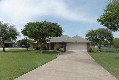 Waxahachie Single Family Home Active Option Contract: 205 Anita Lane