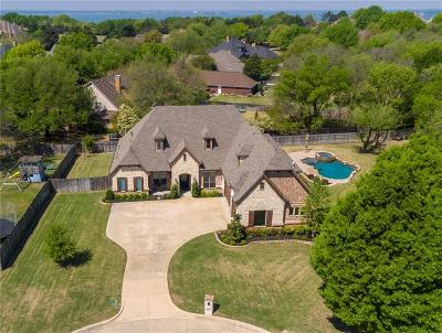 Heath Single Family Home For Sale: 1603 Mariah Court