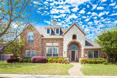 Lewisville Single Family Home Active Option Contract: 2708 Sir Patrice Lane
