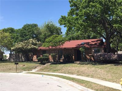 Coppell Single Family Home Active Contingent: 129 Edgewood Drive