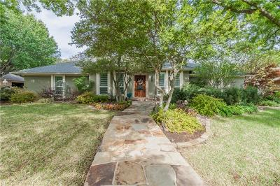 Coppell Single Family Home Active Option Contract: 517 Hunters Ridge Road