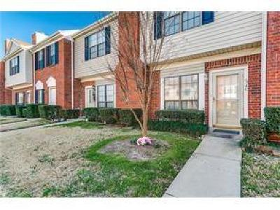 Coppell Condo For Sale: 202 Samuel Boulevard #4