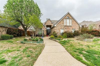 Coppell Single Family Home For Sale: 1367 Barrington Drive