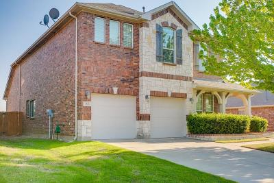 Lewisville Single Family Home For Sale: 2828 Shoreline Way