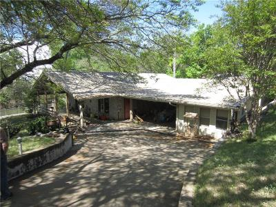 Fort Worth Single Family Home For Sale: 9385 Tranquil Acres Road