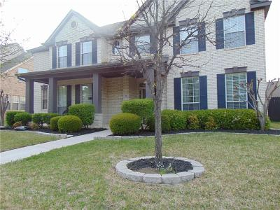 Coppell Single Family Home Active Option Contract: 942 Crestview Drive