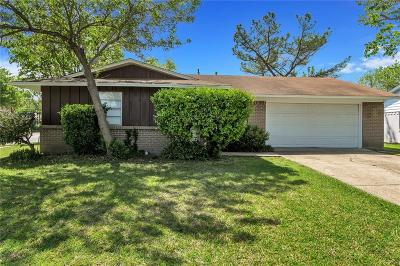 Carrollton Single Family Home Active Option Contract: 1918 Lawndale Drive