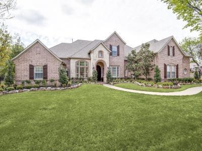 Prosper Single Family Home For Sale: 1600 Post Oak Court
