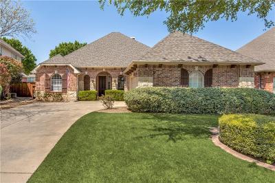 McKinney Single Family Home Active Option Contract: 2028 Whitney Lane