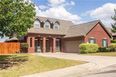 Weatherford Single Family Home Active Kick Out: 2117 Trace Ridge Drive