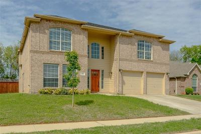 Hickory Creek Single Family Home Active Option Contract: 102 Northfield Circle