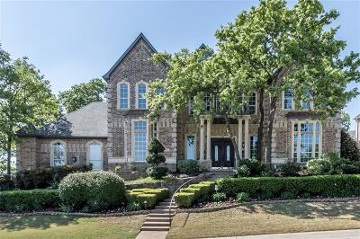Highland Village Single Family Home For Sale: 712 Winding Bend Circle