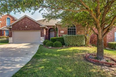 Single Family Home For Sale: 4957 Galley Circle