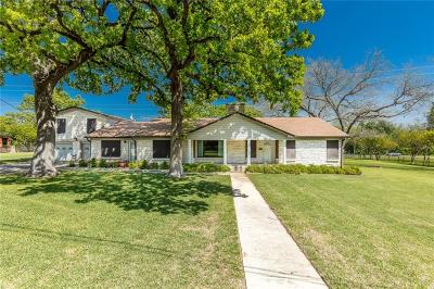 Irving Single Family Home For Sale: 104 Woodland Drive