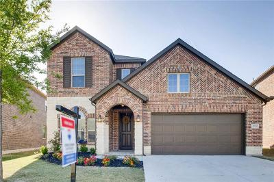 Fort Worth Single Family Home For Sale: 15525 Pioneer Bluff Trail