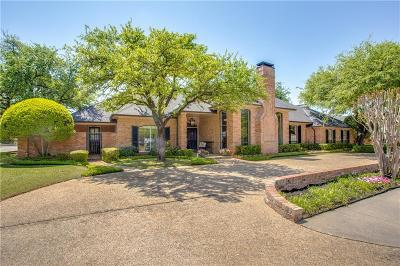 Single Family Home For Sale: 6019 Twin Coves Street