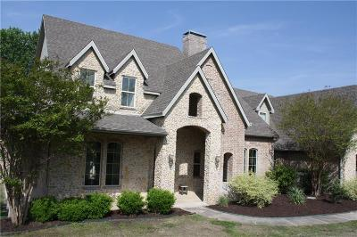 Aledo Single Family Home For Sale: 101 Terrace Bluff Court