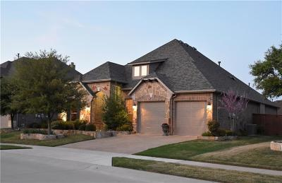 McKinney Single Family Home Active Option Contract: 716 Excalibur Drive