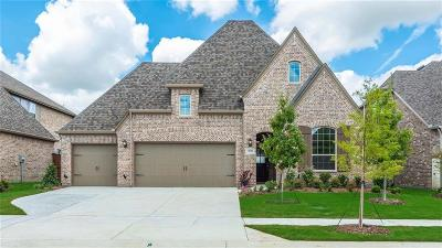 Prosper Single Family Home For Sale: 2109 Commons Way