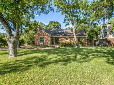 Dallas Single Family Home For Sale: 1406 Sereno Drive