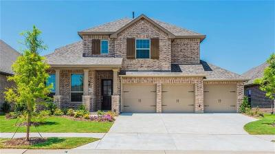 Prosper Single Family Home For Sale: 2301 Commons Way