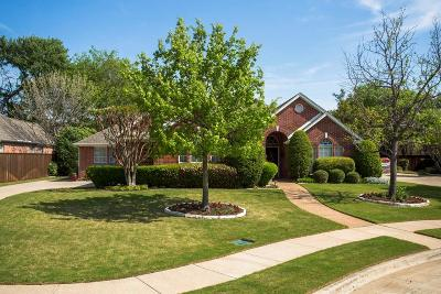 Flower Mound Single Family Home Active Option Contract: 4108 Liberty Court