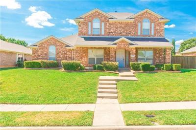 Rowlett Single Family Home For Sale: 4009 Pointe Loma Drive
