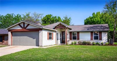 Allen Single Family Home For Sale: 625 Shadyglen Drive