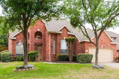 Keller Single Family Home Active Option Contract: 1920 Old York Drive