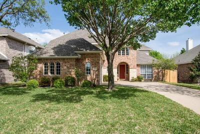 Richardson Single Family Home For Sale: 3086 Greenfield Drive