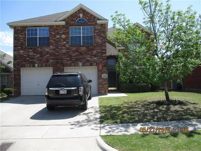 Single Family Home For Sale: 4916 Coral Creek Drive