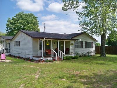 Canton TX Single Family Home For Sale: $167,500