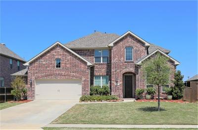 Prosper Single Family Home For Sale: 750 Evening Sun Drive