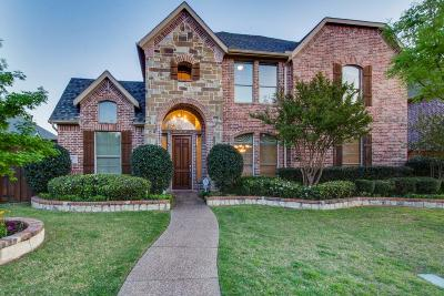 Carrollton Single Family Home For Sale: 1408 Van Winkle Drive
