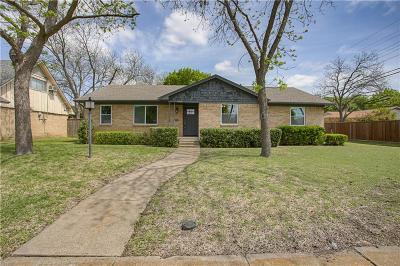 Dallas Single Family Home For Sale: 5810 Gardendale Drive