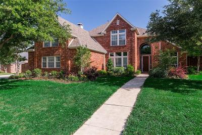Keller Single Family Home For Sale: 863 Celeste Lane