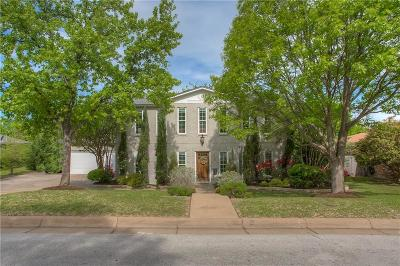 Fort Worth Single Family Home For Sale: 1408 Ems Road W