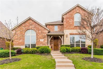 Allen Single Family Home For Sale: 838 Veneto Drive