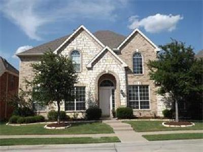 Frisco Single Family Home For Sale: 3418 United Lane