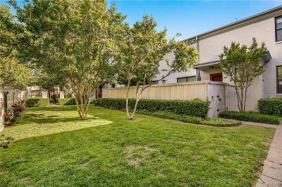 Dallas Condo For Sale: 5030 Lahoma Street