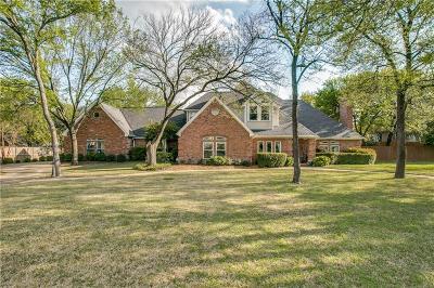 Keller Single Family Home For Sale: 1428 Belaire Drive