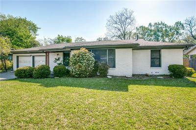 Richland Hills Single Family Home For Sale: 3804 Granada Drive