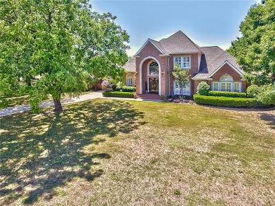 Burleson Single Family Home For Sale: 5420 Hopper Road