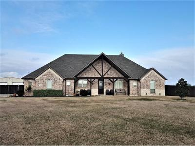 Caddo Mills Single Family Home For Sale: 5000 Hackberry Circle