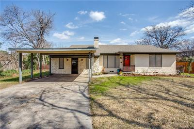 Single Family Home For Sale: 9968 Mixon Drive